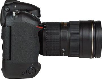 Nikon D4 mit 24-70 2.8 [Foto: MediaNord]