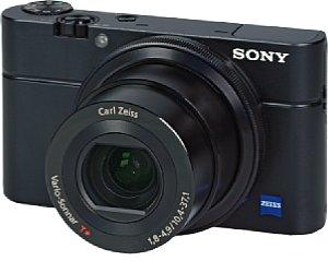 Sony Cyber-shot DSC RX100 [Foto: MediaNord]