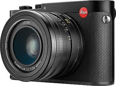Leica Q (Typ 116). [Foto: Leica]