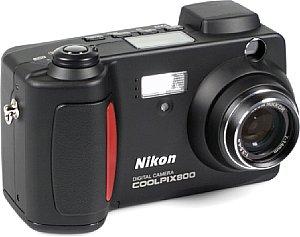 Bild 9. Nikon Coolpix 800 [Foto: MediaNord]