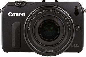 Canon EOS M [Foto: MediaNord]