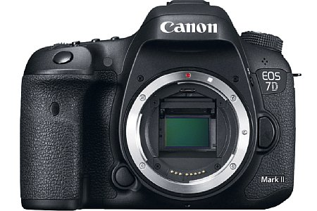 Datenblatt von  Canon EOS 7D Mark II  anzeigen