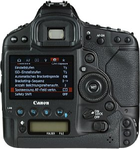 Canon EOS-1D X [Foto: MediaNord]