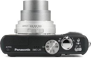 Panasonic Lumix DMC-LX1  [Foto: MediaNord]