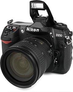 Nikon D200  [Foto: MediaNord]