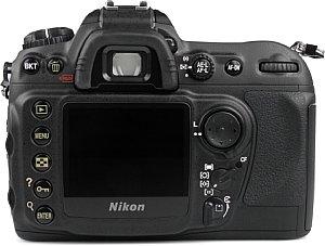 Nikon D200 Rückansicht  [Foto: MediaNord]