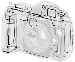 Nikon D200 Dichtungsschema  [Foto: MediaNord]