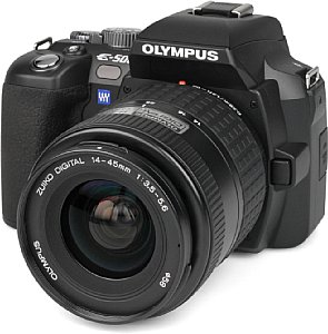 Olympus E-500  [Foto: MediaNord]