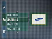 Samsung Digimax Pro 815 Setup Menü 1  [Foto: MediaNord]