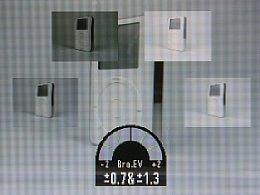 Samsung Digimax Pro815 - Belichtungsreihen Übersciht [Foto: MediaNord]