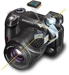 Olympus E-330 [Foto: Olympus]