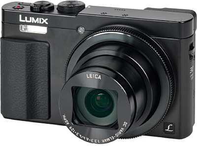 Die Panasonic Lumix DMC-TZ71 besitzt einen praktischen Objektivring, über den sich verschiedene Einstellungen steuern lassen. [Foto: MediaNord]