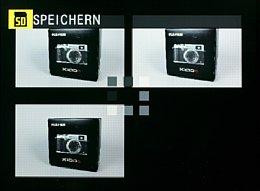 Fujifilm X100S – Speichern einer Belichtungsreihe mit Vorschau [Foto: MediaNord]