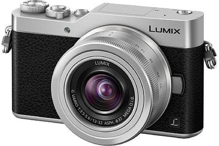 Bild Die Panasonic Lumix DC-GX800 löst als neues Einsteigermodell nicht nur die GF7, sondern die ganze GF-Serie ab. Auch die GM-Serie läuft aus. [Foto: Panasonic]