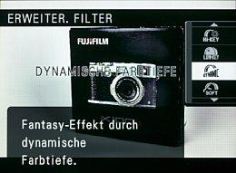 Fujifilm X100S – Erweiterte Filter [Foto: MediaNord]
