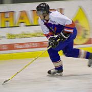 Eishockey ist ein gutes Motiv für den Winter [Foto: Michael Gelfert]