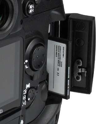 Nikon D2Xs [Foto: MediaNord]