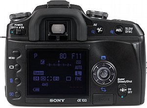 Sony Alpha 100 [Foto: MediaNord]
