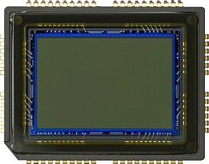 Nikon D80 Bildsensor [Foto: Nikon]