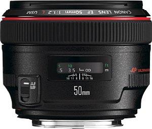 Canon EF 50 mm F1.2 L USM [Foto: Canon]