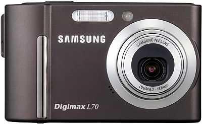 Samsung Digimax L70 [Foto: Samsung]