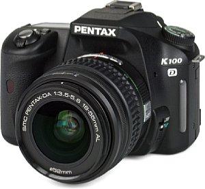 Pentax K100D [Foto: MediaNord]