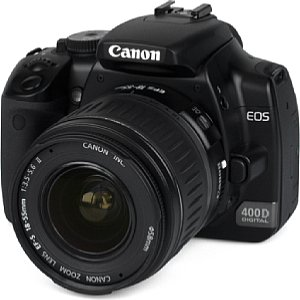 Canon EOS 400D [Foto: MediaNord]