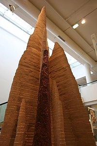 Termitenhügel als Motiv [Foto:Marcel Schneeberger]