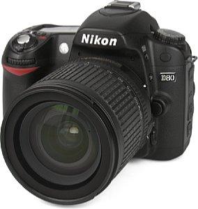 Nikon D80 [Foto: MediaNord]