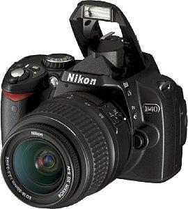 Nikon D40  [Foto: Nikon]