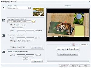 Bild 2: Assistenten sorgen vollautomatisch für Animationen mit Musikuntermalung und Einblendeffekten [Foto: Getty Images]