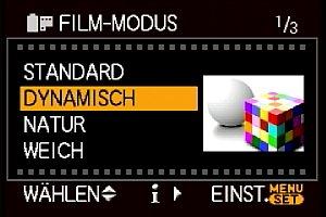 Leica Digilux 3 – Filmmodus [Foto: MediaNord]