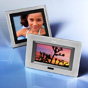 Hama digitale Bilderrahmen mit 7 und 8 Zoll [Foto: Hama]