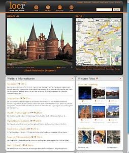 Locr -Locate your Photos Fotodetailansicht [Foto: Benjamin Kirchheim]