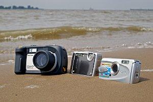 Kameras im Einsatz [Foto: Benjamin Kirchheim]