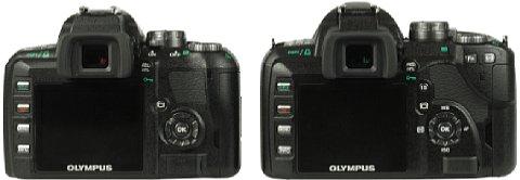 Olympus E-410 und E-510 [Foto: MediaNord]