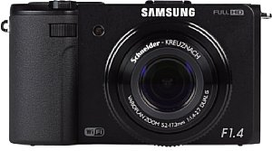 Samsung EX2F [Foto: MediaNord]