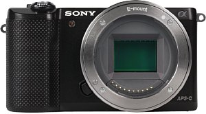 Sony Alpha 5000 [Foto: MediaNord]