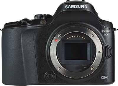 Samsung NX20 [Foto: MediaNord]