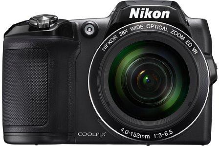 Datenblatt von  Nikon Coolpix L840  anzeigen