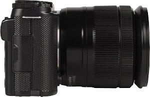 Fujifilm X-A1 mit XC 16-50 mm [Foto: MediaNord]