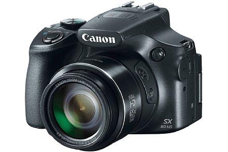 Datenblatt von  Canon PowerShot SX60 HS  anzeigen