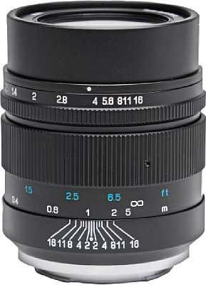 Das Nocturnus F0,95 35 mm von Meyer-Optik Görlitz wurde speziell für spiegellose Systemkameras mit Sensor im APS-C-Format gerechnet. Es ist verfügbar für Sony E, Fujifilm X und Micro Four Thirds. [Foto: Meyer-Optik-Görlitz]
