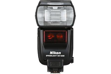 Bild Die aktive Kühlung der Blitzröhre mittels Lüfters erlaubt beim Nikon SB-5000 sehr lange Blitzfolgen mit kurzen Intervallen. [Foto: Nikon]