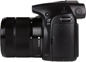 Sony Alpha 3000 mit 18-55 mm [Foto: MediaNord]