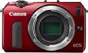 Canon EOS M mit EF-M 18-55 mm [Foto: Canon]