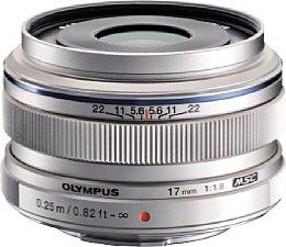 Olympus 17 mm 1:1,8 [Foto: Olympus]
