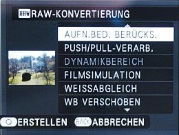 Fujifilm X20 – RAW-Konvertierung [Foto: Martin Vieten]