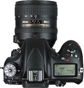 Nikon D600 mit AF-S 24-85 mm [Foto: MediaNord]