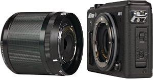 Nikon 1 AW1 mit 1-Mount AW 11-27,5 mm [Foto: MediaNord]